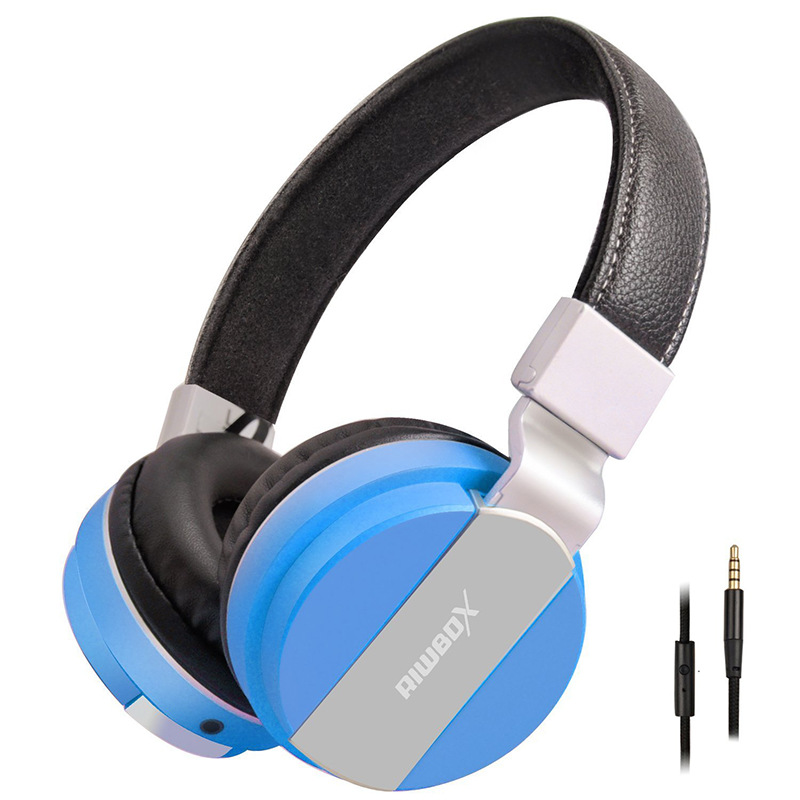 Riwbox K6 Stereo Lightweight Headphones