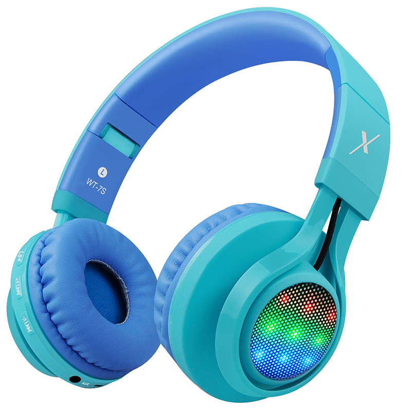 Riwbox WT-7S LED  Wireless  Headphones