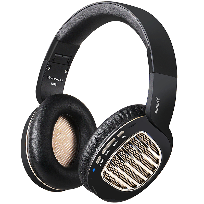 Riwbox WB5 Bluetooth over-ear Headphones