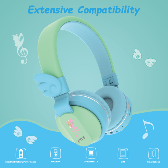 foable bluetooth headphones