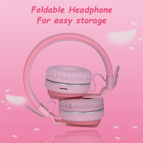 foldable headphones kids